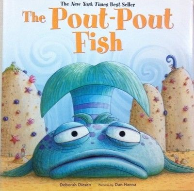 Fun song to go with the lesson plan: https://soundcloud.com/omazing-kids-yoga/the-pout-pout-fish-song; http://omazingkidsllc.com/2013/07/03/pout-pout-fish-lesson-plan-plus-summer-themed-books-music-activities-for-kids-yoga-speech-language/