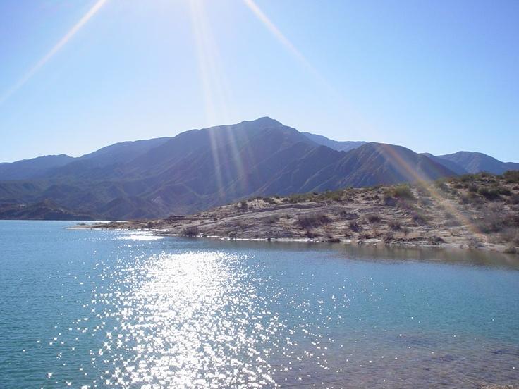 Montañas de la Provincia de Mendoza (Argentina)