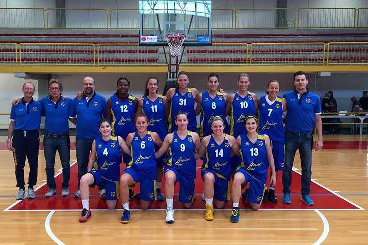 Gesam Gas Lucca – Lavezzini 93-81: male le ragazze del basket, ancora a secco. Sabato è Napoli al Palaciti