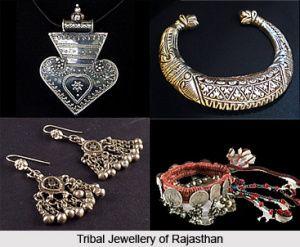 TRIBAL JEWELLERY OF RAJASTHAN