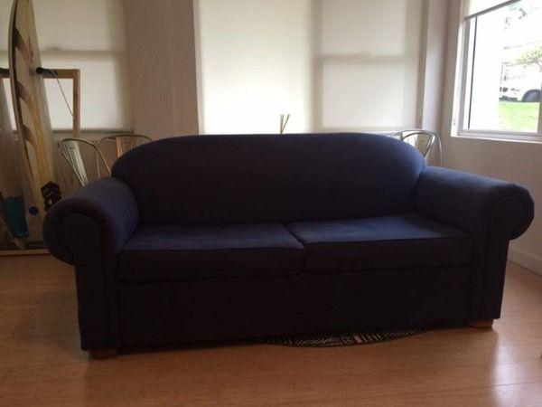 Sydney Willoughby Freecycle Offer Blue Sofa Bed In Good Condition Queenscliff Nr
