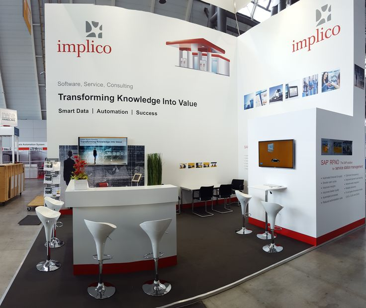 Our stand at the UNITI expo 2016 in Stuttgart!