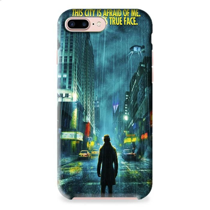 Watchmen Quote iPhone 7 3D Case Dewantary