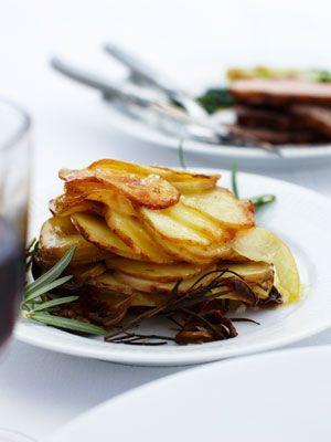 Taglagte kartofler