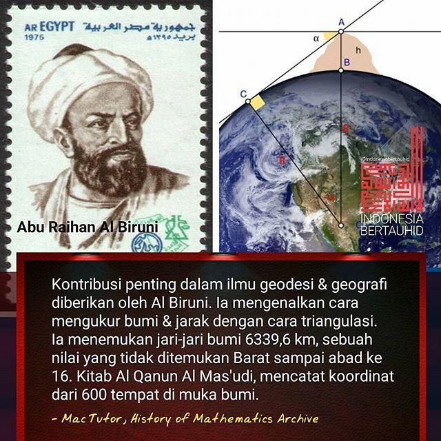 . Salah seorang yang berada di kelompok elit ilmuan terbesar sepanjang masa adalah seorang polymath Muslim Abu Rayhan al-Biruni. Ia menghabiskan sebagian besar hidupnya di Asia Tengah dan anak benua India.  Sepanjang karirnya al-Biruni menjadi ahli dalam berbagai cabang keilmuan termasuk sejarah fisika matematika astronomi linguistik perbandingan agama dan ilmu bumi.  Selama 75 tahun masa hidupnya (973-1048 M) al-Biruni berhasil merevolusi banyak tradisi keilmuan. Saat ia meninggal pada…