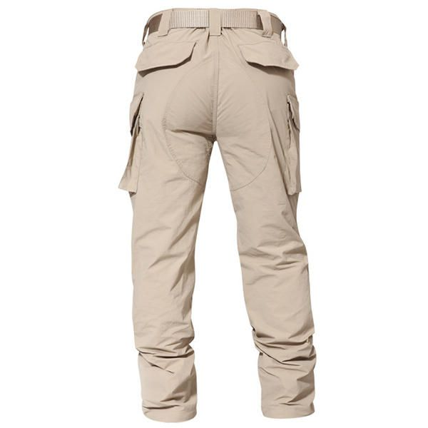 Outdoor Trainings-Armee-Hose-Männer beiläufige TAD-multi Taschen Taktische Hosen Bei Banggood