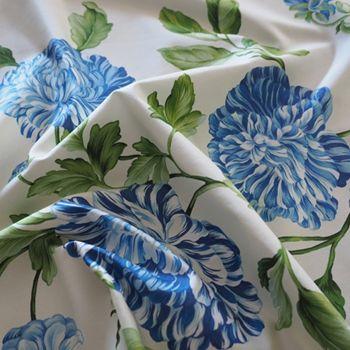 31. Blue Floral Charlotte