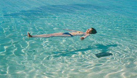 Drijven als nieuwste ontspanningstechniek - Gezondheid - Goed Gevoel