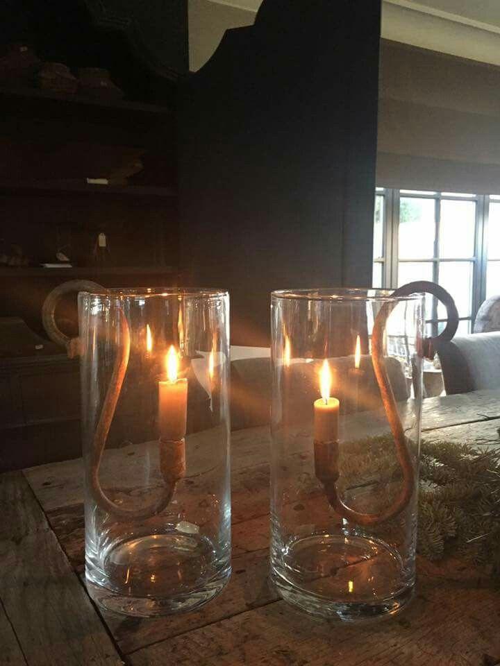Candle Lanterns Candelabra Sober Candle Holders Vintage