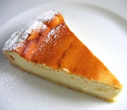 Sugar-Free New York Style Cheesecake  diabeticgourmet.com  site has lots of recipes and not just desserts