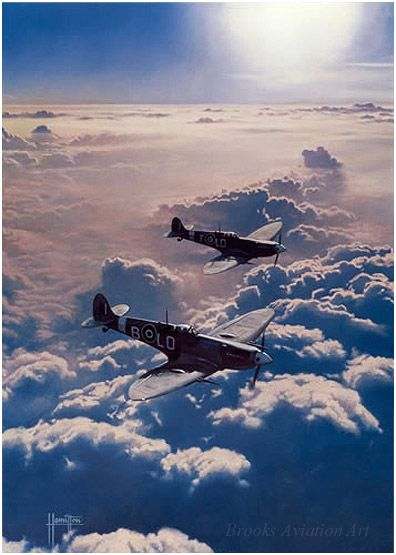 Two's Company by Alex Hamilton  For an aircraft conceived as a stopgap, the MkIX was an astonishing success. The planned successors to the M...