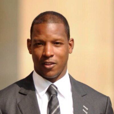 Titus Bramble - English Footballer. Available to book for your events to have fun and socialise with you and your other guests at www.bookaguest.co.uk. (No set fees, submit an invitation form to check availability and find out what fee and/or requirements they would require to attend).