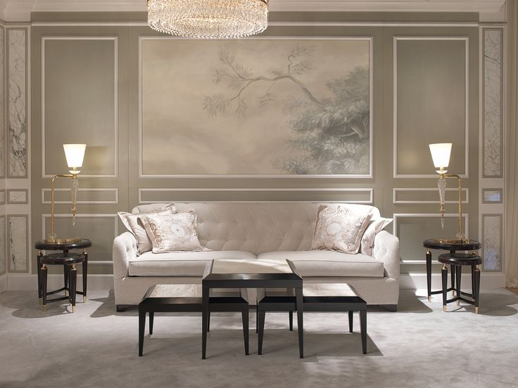 If you're a fan of luxurious and classic design you will want to see these incredible brands from Hall 4 at ISaloni 2017