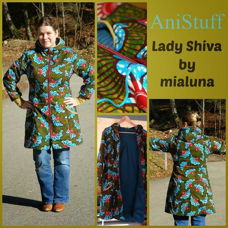 mialuna: Jede Menge Lady Shiva Mäntel