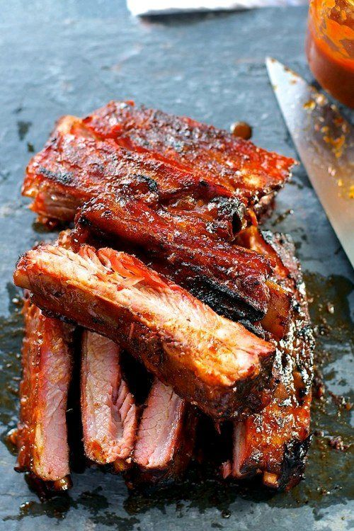 Ribs are so awesome, let's just take a minute to revel in the awe.