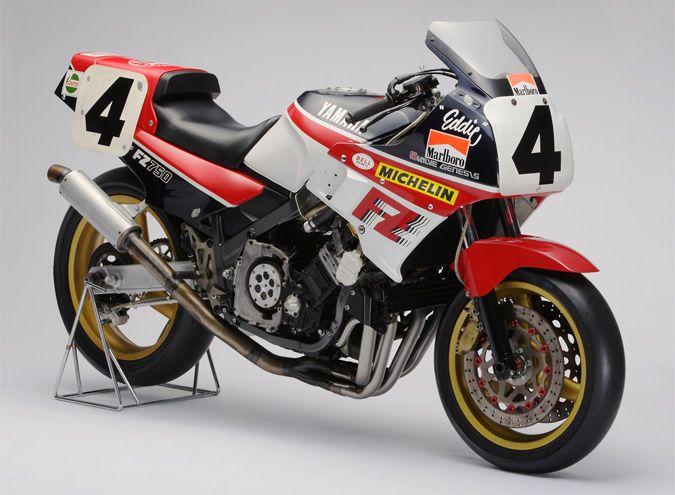 FZ750(0U45)(1986年/レースマシン)