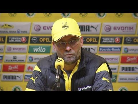 Pressekonferenz: Jürgen Klopp nach dem Pokalspiel gegen Hoffenheim (3:2 n.V.) | BVB total! |