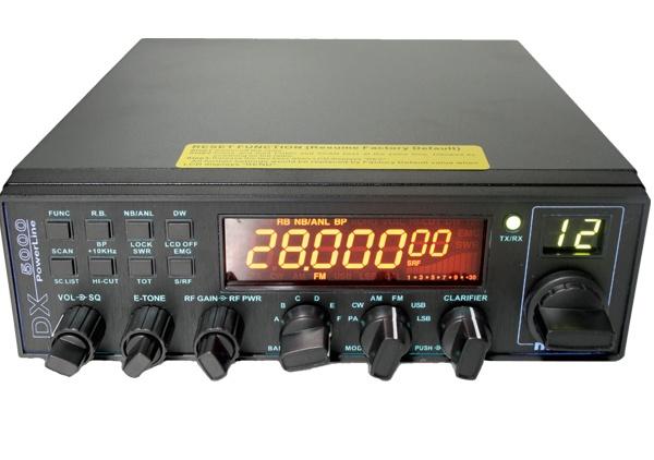 K-PO DX-5000 CB Radio From The CB Shack: Kpo Dx
