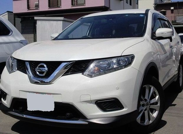 For Sale Nissan X Trail 𝘄𝗵𝗮𝘁 𝘀 𝗮𝗽𝗽 𝘂𝘀 𝟴𝟭