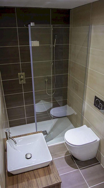100 Stunning Small Bathroom Remodel Ideas Small Bathroom Ideas Photo Gallery Small Bathr In 2020 Small Shower Room Small Bathroom Inspiration Simple Bathroom
