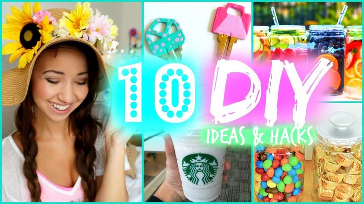 10 DIY Projects & Life Hacks you NEED to try - Lindsay Marie