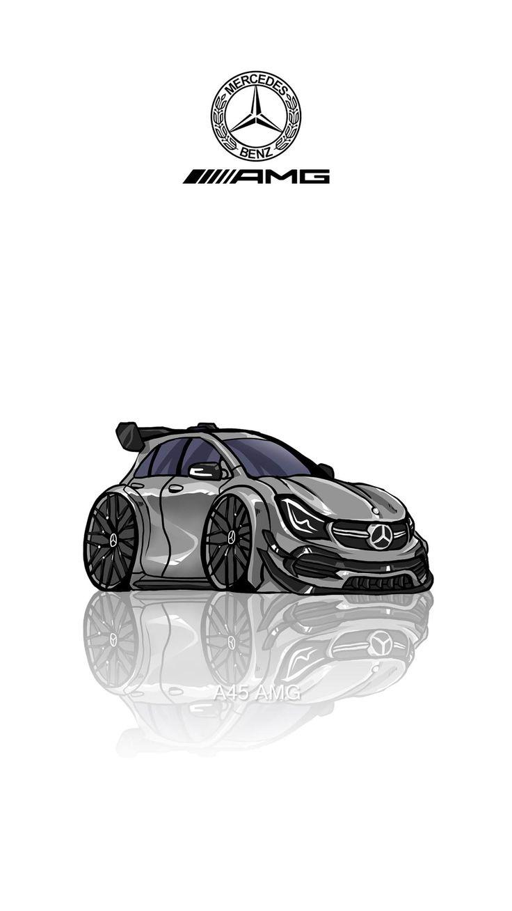 Mercedes Benz A45 AMG 4matic