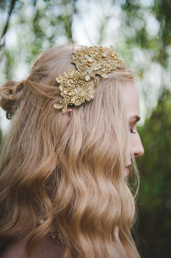 Feathers and nature styled shoot by Heline Bekker Photography | Hair ornament by HT Headwear