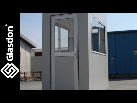 Glasdon UK | Ranger™ Modular Steel Building - YouTube  https://uk.glasdon.com/ranger-tm-modular-steel-building/bypass