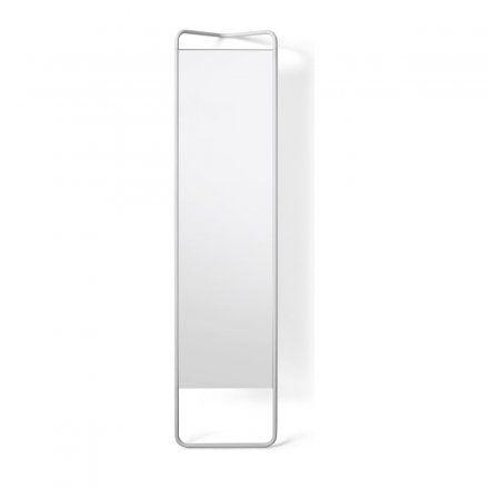 Superb Wandspiegel Kaschkasch wei wei Aluminium Stahl