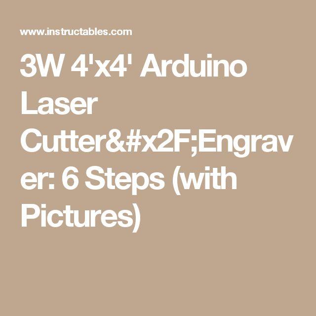 die besten 25 arduino laser ideen auf pinterest arduino 3d laserschneider und arduino projekte. Black Bedroom Furniture Sets. Home Design Ideas