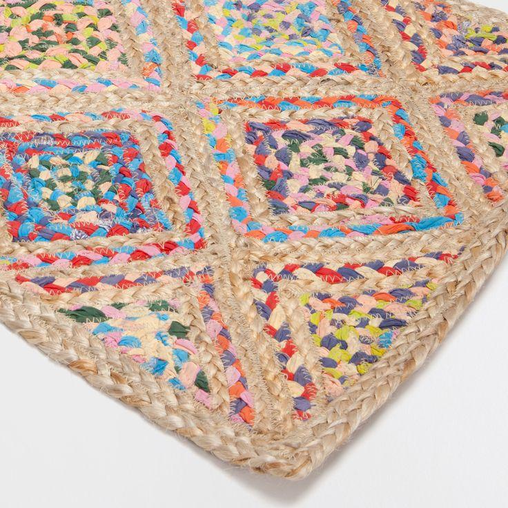 M s de 25 ideas incre bles sobre alfombra yute en for Alfombras de yute