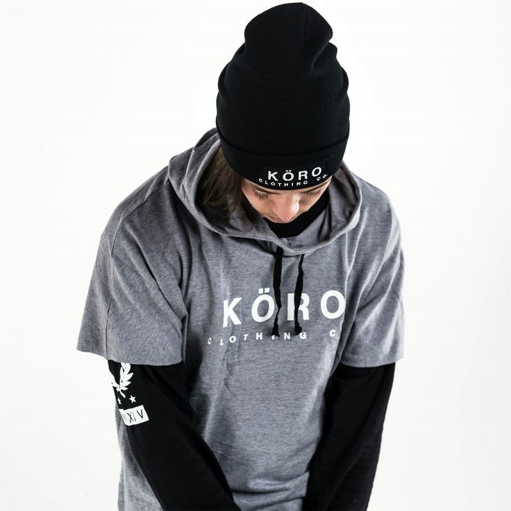 Autumn Layers // Krew Beanie up top, Köro Krew LS Tee & SS Renegade Hoodie / Tap the link in our bio to shop now