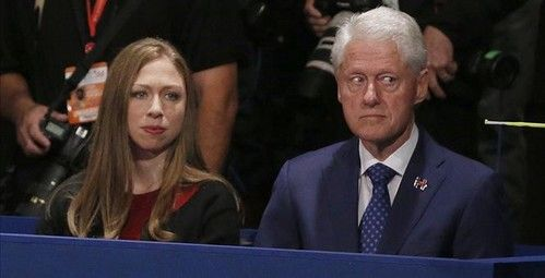 Bill And Chelsea Clinton's 'Office Crap' Made Foundation Chief Operating Officer Suicidal - http://conservativeread.com/bill-and-chelsea-clintons-office-crap-made-foundation-chief-operating-officer-suicidal/