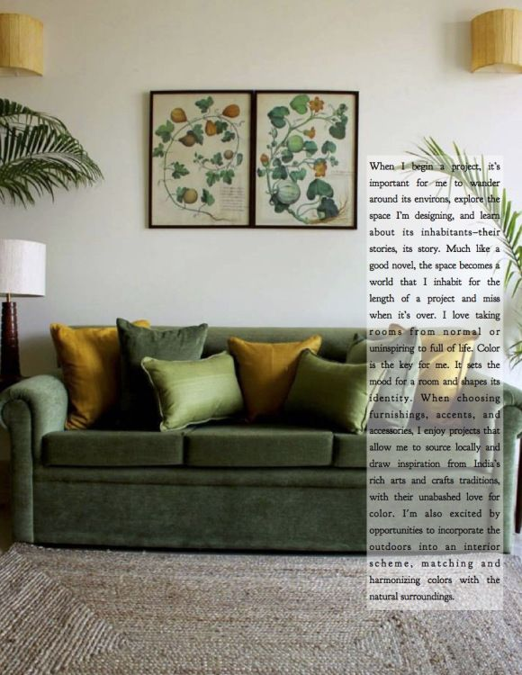 Shivani Dogra Interiors And Styling/ Once Upon A Tea Time