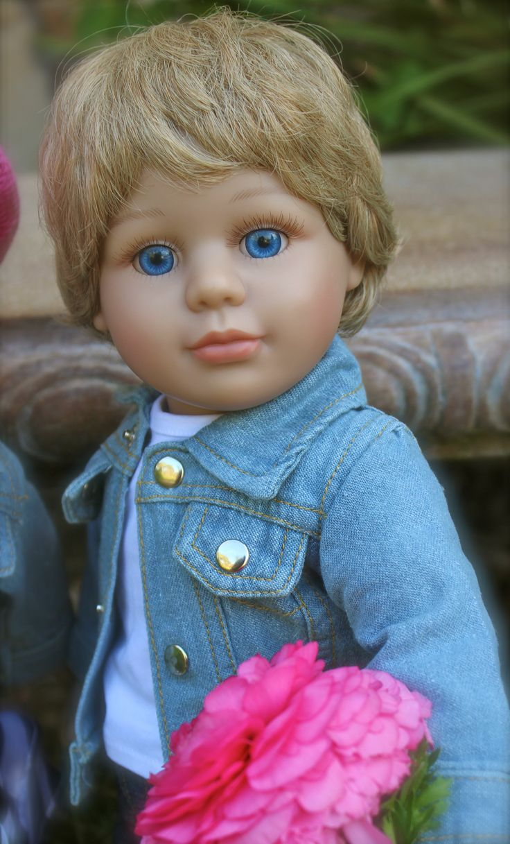 Our Handsome 18 boy Doll Cameron by