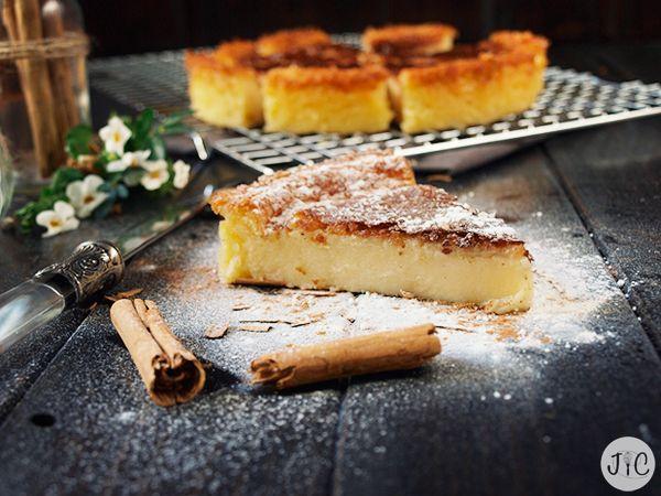 Jaleo en la Cocina: Pastel vasco heredado, una receta familiar que me han enviado