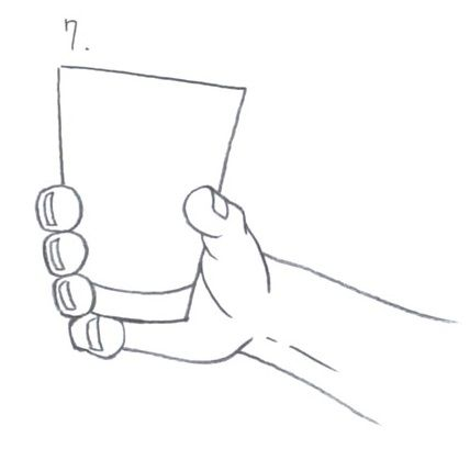 te14 1 手を手らしく描く簡単なコツ ~手を描くポイントと手順~