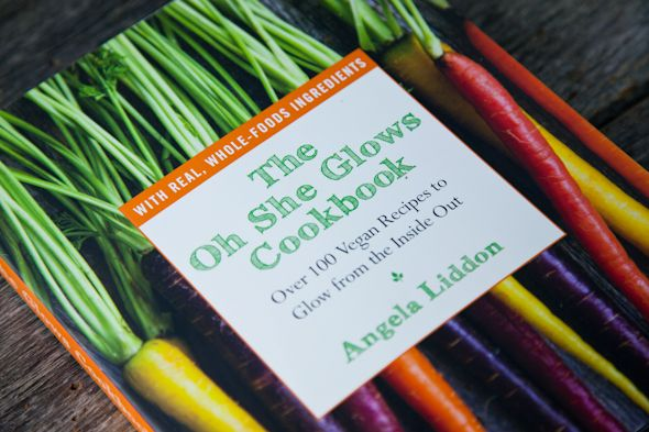 Win a copy of The Oh She Glows Cookbook from Pickles & Honey! One lucky winner will be chosen. // picklesnhoney.com
