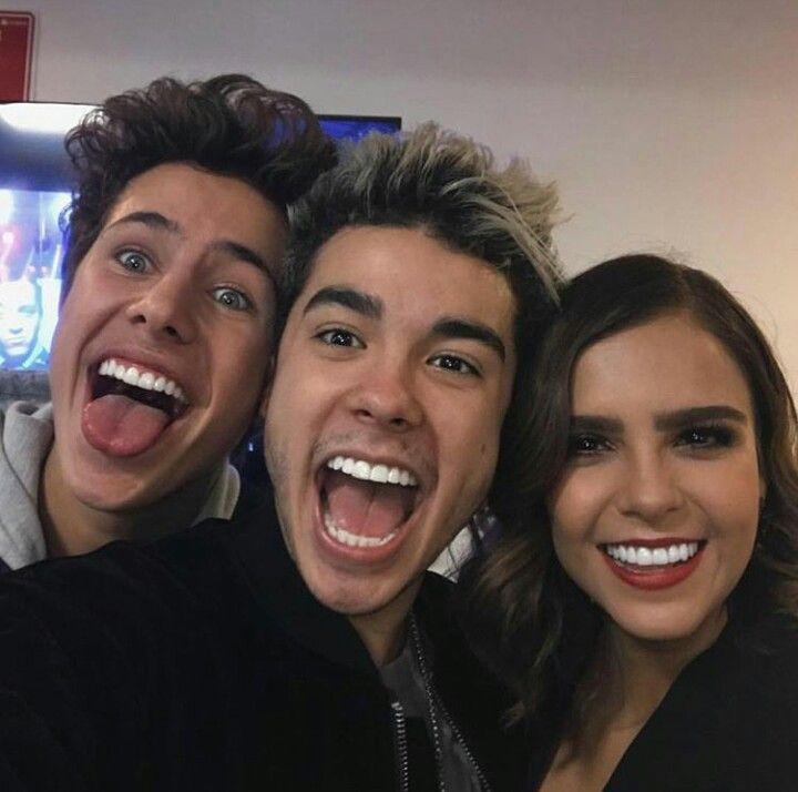 Mario, Yuya y Juanpa Pinterest:viane22