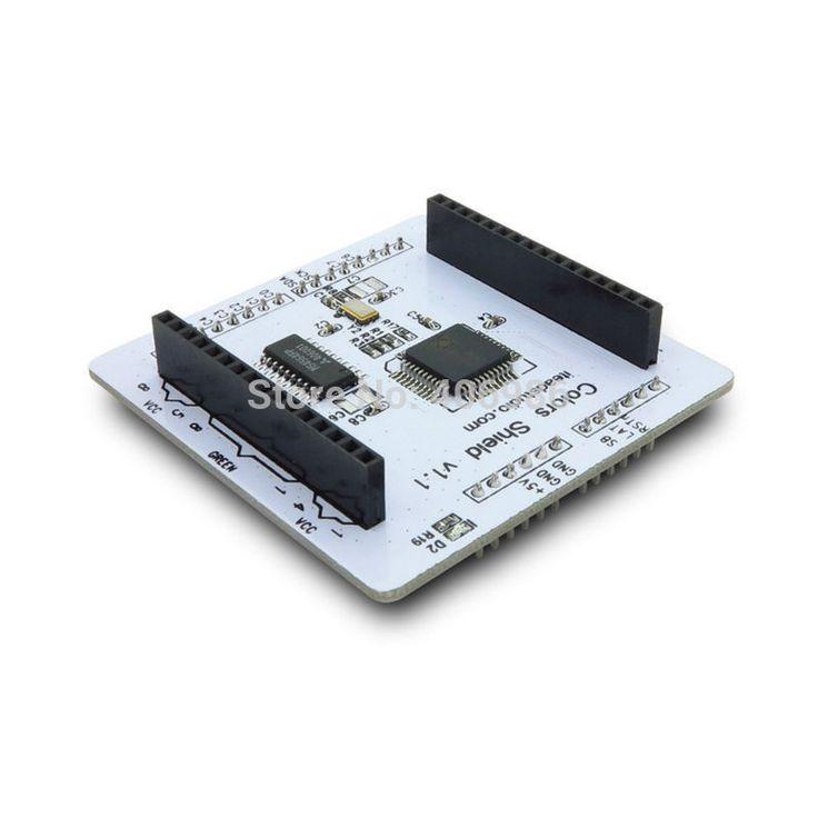 5 ШТ./ЛОТ Цветов Щит 8X8 RGB LED Matrix Driver Модуль для Arduino FZ0257 Бесплатная Доставка Dropshipping