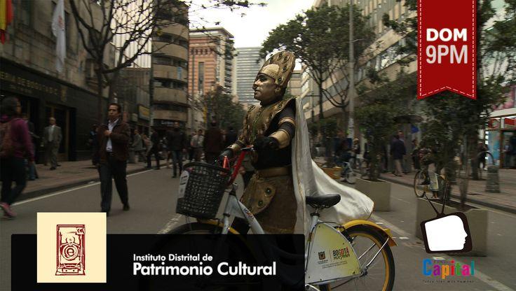Estatuas humanas y artistas de nuestra Séptima - #Callejeando Domingo 9:00 p.m