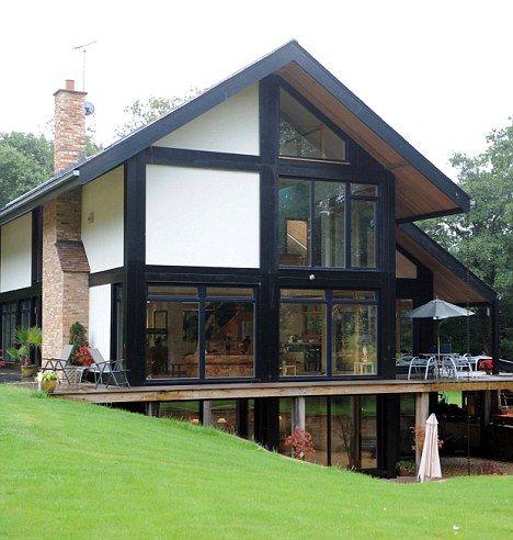 Small glas house (Huf Haus)