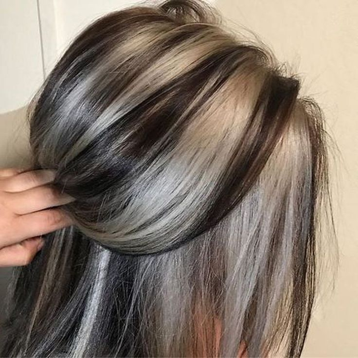 Platinum Blonde Hair Color Ideas For 2018 2019: Best 25+ Hair Foils Ideas On Pinterest