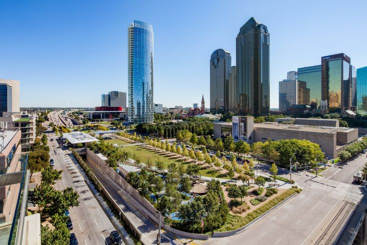How Klyde Warren Park Has Changed Dallas Real Estate