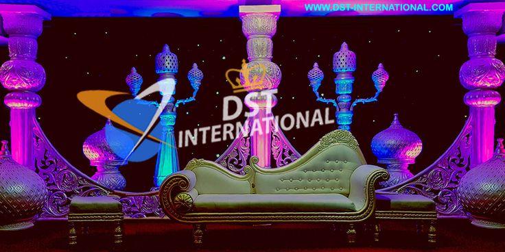 #Arabian #Wedding #Night #Stage #DSTInternational