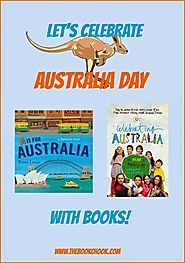 Picture Books and Educational Activities about Australia | Let's Celebrate Australia Day with Books!