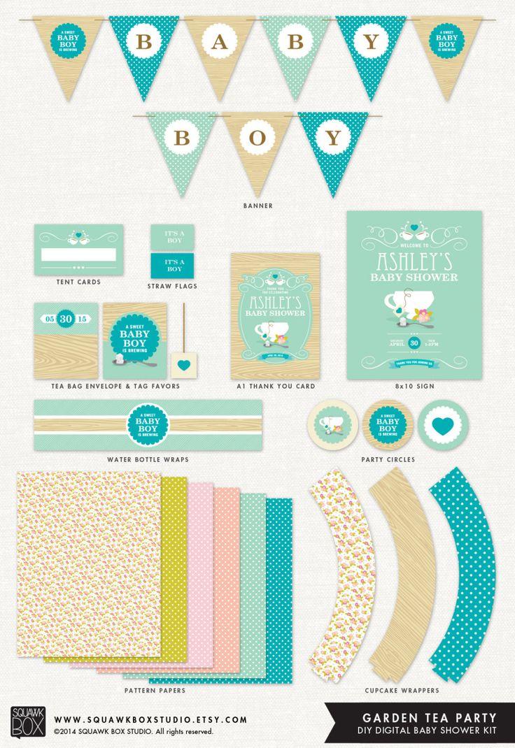 403 best Garden Party images on Pinterest | Garden parties, Baby ...