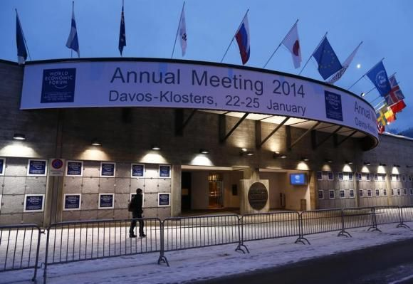 Davos dilemma: how to help, not harm, world's fragile recovery Source: Reuters/Ruben Sprich