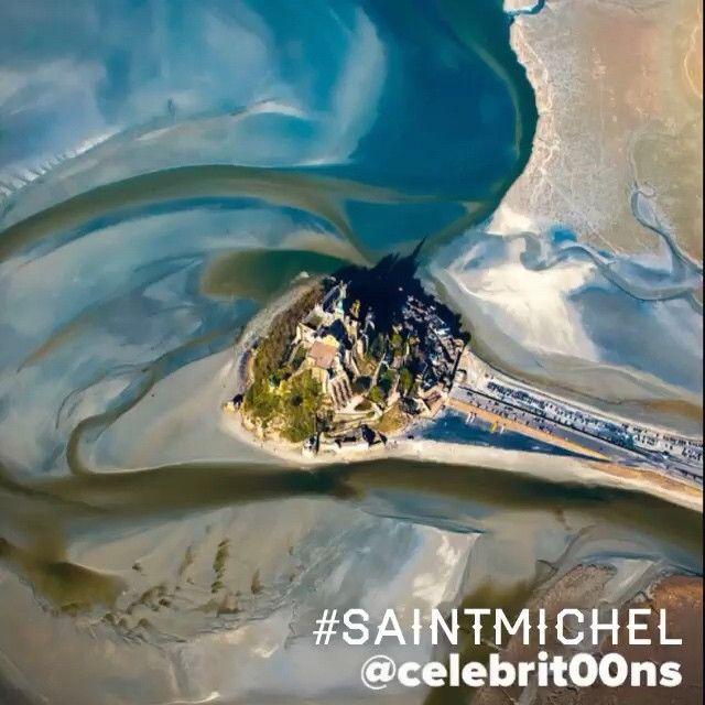 """""""#MareaDelSiglo #22DeMarzo #SaintMichel #Normandia #Francia #France #Europa #Europe #ILoveTheWorld  Hace unos 2.000 años, los caldeos observaron un…"""""""