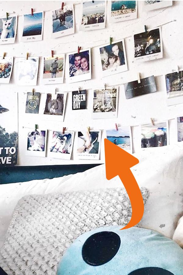 How To Decorate Your Room Without Buying Anything Decorating Tips Tricks Decorate Your Room Picture Room Decor Dorm Diy